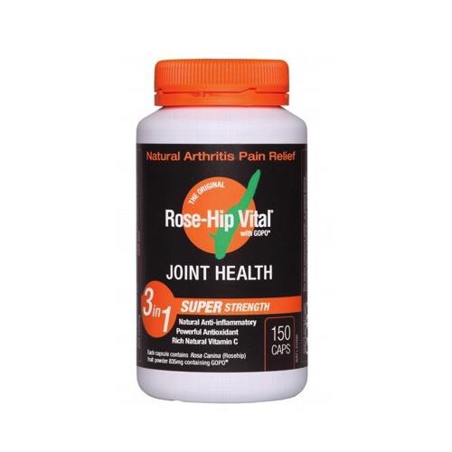 Rose-Hip Vital Arthritis Capsules 150