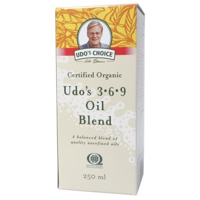 UDO'S CHOICE 3.6.9 Oil Blend 250ml