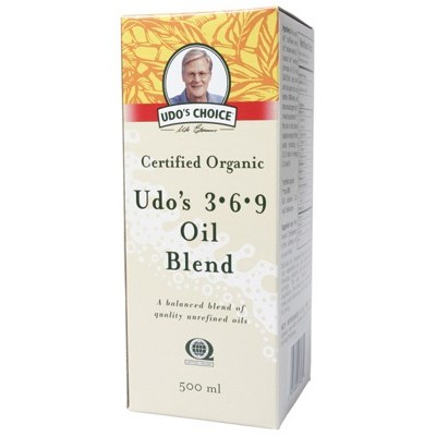 UDO'S CHOICE 3.6.9 Oil Blend 500ml
