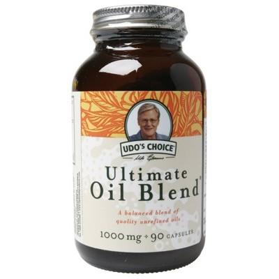 UDO'S CHOICE Ultimate Oil Blend Caps 90 caps