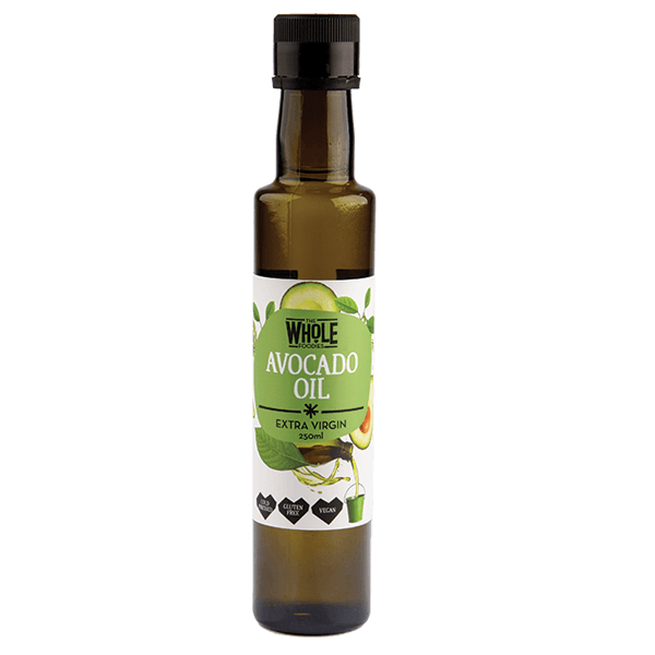 Cold Pressed Avocado Oil Whole Foods
